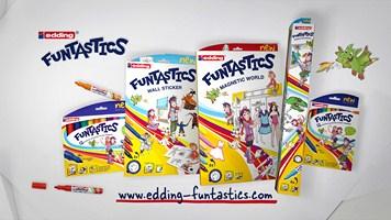 наборы FUNTASTICS для детского творчества