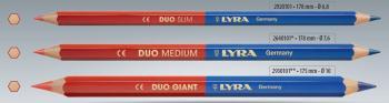 Специальный двухцветный карандаш Lyra DUO