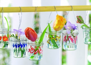 Создаем сильные вазу маркерами Edding