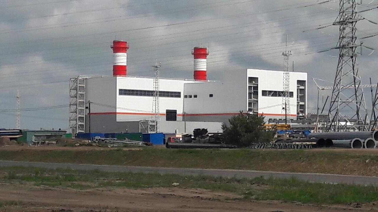 ТЭС Калининградская область