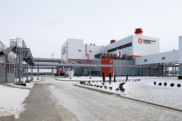 Маяковская ТЭС г. Гусев Калининградская область