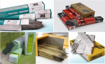 Электроды для сварки металлов