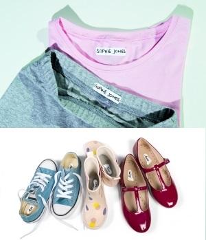 Маркер для этикеток. Маркировка одежды и обуви